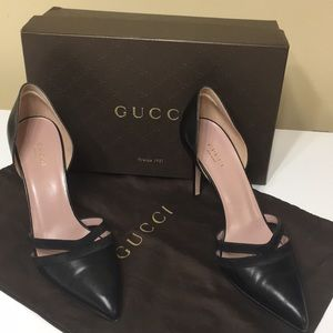 Gucci Heels Authentic🌟🌟🌟🌟🌟